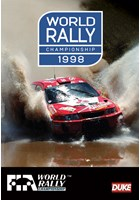 World Rally Review 1998 DVD