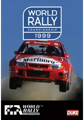 World Rally Review 1999 DVD