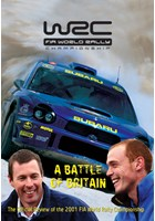 World Rally Review 2001 DVD