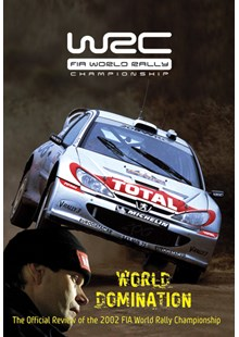 World Rally Review 2002 DVD