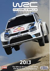 World Rally Review 2013 (2 Disc) DVD