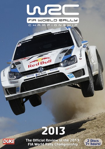 World Rally Review 2013 (2 Disc) DVD - click to enlarge