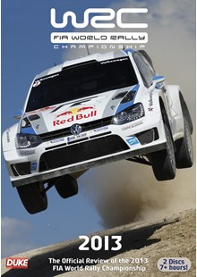 World Rally Review 2013 (WRC) HD Download