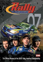 Rally America 2007 NTSC DVD