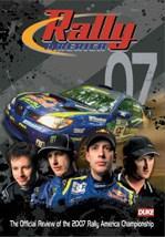 Rally America 2007 NTSC DVD