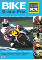 Bike GP 1983 San Marino & British DVD