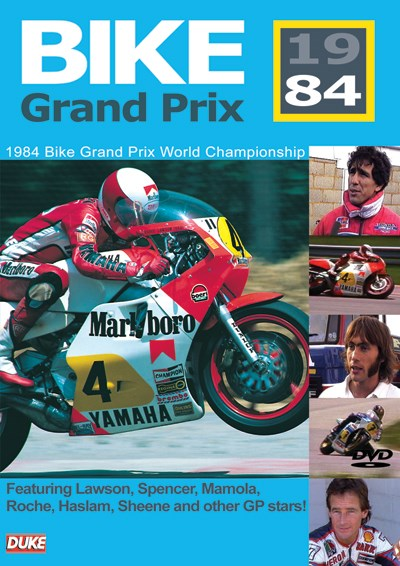 Bike Grand Prix 1984 NTSC