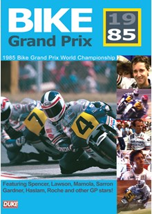 Bike Grand Prix Review 1985  NTSC