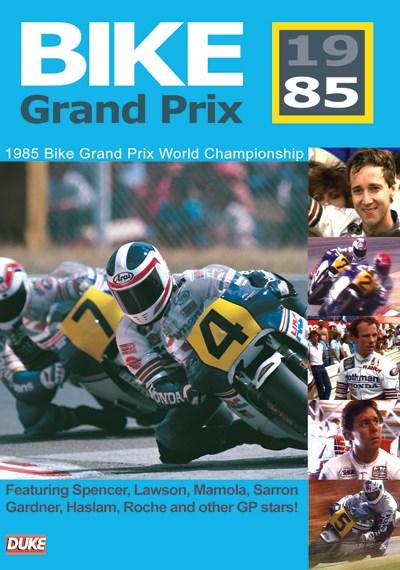 Bike Grand Prix Review 1985  NTSC