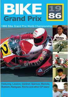 Bike Grand Prix Review 1986 DVD