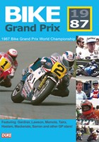 Bike Grand Prix Review 1987 DVD
