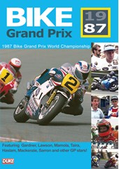 Bike Grand Prix Review 1987 DVD