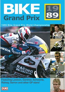 Bike Grand Prix Review 1989 DVD