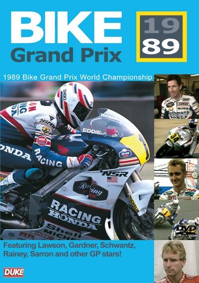 Bike Grand Prix Review 1989 NTSC
