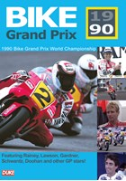 Bike Grand Prix Review 1990 NTSC