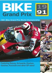 Bike Grand Prix Review 1991 DVD