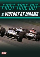 First Time Out & Victory at Jarama DVD