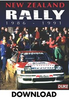 New Zealand Rally 1986-1991 - Download