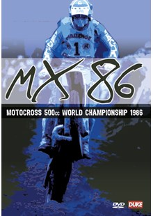 World Motocross Championship Review 1986 DVD