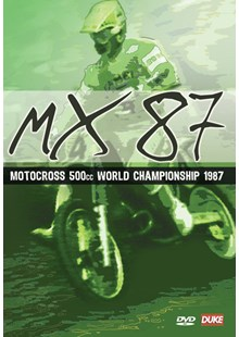Motocross Championship Review 1987 DVD