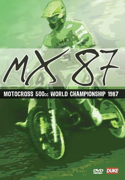 Motocross Championship Review 1987 DVD