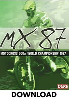World Motocross Championship Review 1987 - Download