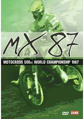 World Motocross Championship Review 1987 NTSC