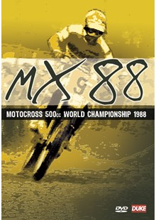 World Motocross Championship Review 1988 DVD