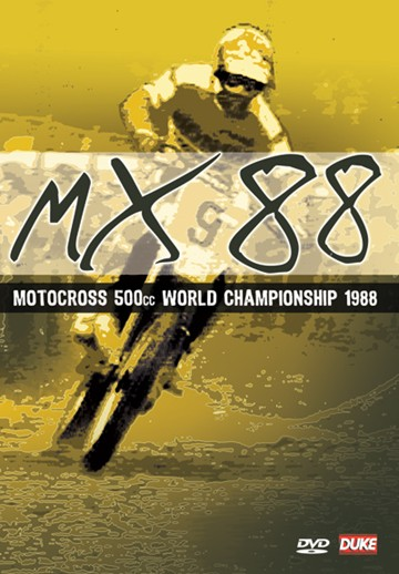 World Motocross Championship Review 1988 DVD - click to enlarge