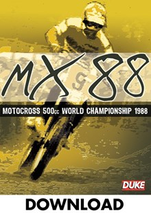 World Motocross Championship Review 1988 - Download