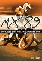 World Motocross Championship Review 1989 DVD