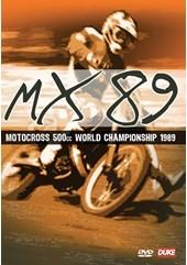World Motocross Championship Review 1989 NTSC