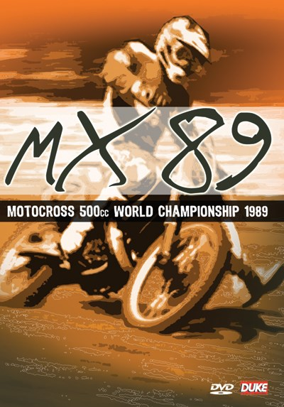 World Motocross Championship Review 1989 NTSC
