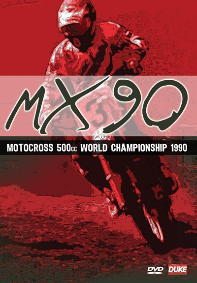 World Motocross Championship Review 1990 DVD