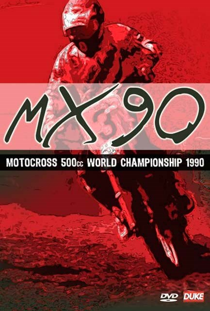 World Motocross Championship Review 1990 NTSC