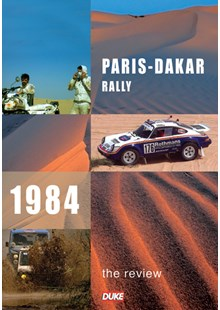 Paris Dakar Rally 1984 DVD