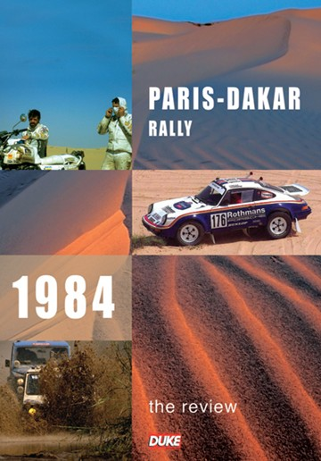 Paris Dakar Rally 1984 DVD - click to enlarge