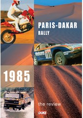 Paris Dakar Rally 1985 DVD