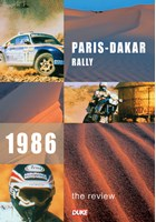 Paris Dakar Rally 1986 DVD