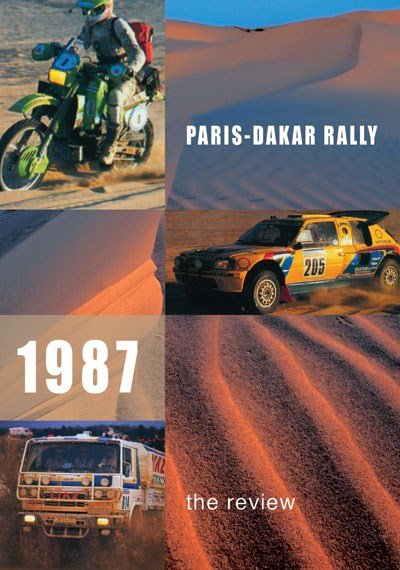 Paris Dakar Rally 1987 DVD