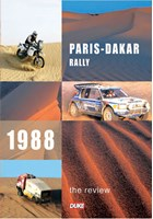 Paris Dakar Rally 1988 DVD