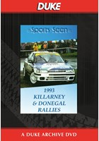 Kilarney And Donegal Rallies 1993 Duke Archive DVD