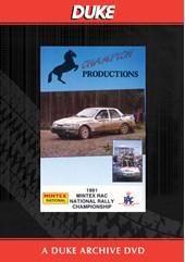 Mintex National Rally 1991 Duke Archive DVD