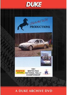 Mintex National Rally 1991 Duke Archive DVD