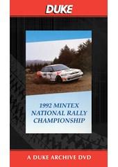 Mintex National Rally 1992 Duke Archive DVD
