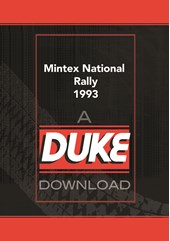 Mintex National Rally 1991