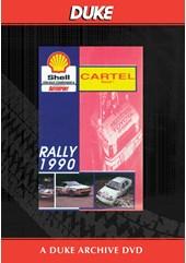 British Cartel Rally 1990 Duke Archive DVD