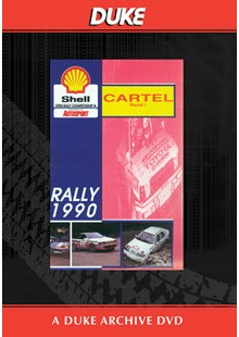 British Cartel Rally 1990 Duke Archive DVD