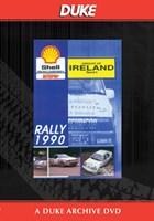 Circuit Of Ireland Rally 1990 Duke Archive DVD