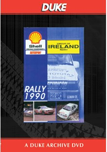 Circuit Of Ireland Rally 1990 Duke Archive DVD